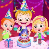 Festa de Aniversário Baby Hazel