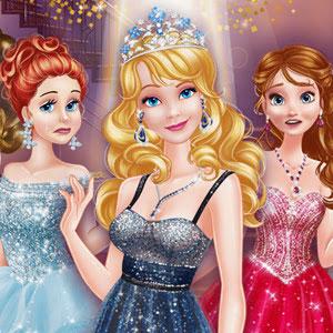 Queen of Glitter Prom Ball