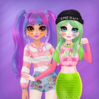 Princesa egirl vs softgirl