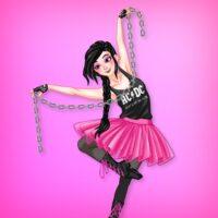 Princesas bailarinas de rock