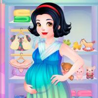 Embarazo de Blancanieves