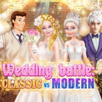 Batalla de bodas: Clásico vs Moderno