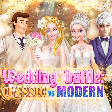 Wedding battle: Classic vs Modern