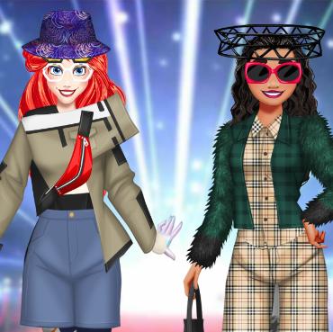 Moana Vs Ariel: Ugly Fashion